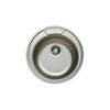 LIVINOX EC-145 Kör mosogatótálca. szifonnal
