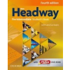 Liz Soars, John Soars NEW HEADWAY PRE-INT 4TH ED. WB WITH KEY & ICHECKER CD PACK