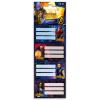 Lizzy Card Avengers: Infinity War 12 darabos füzetcímke