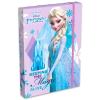 Lizzy Card Disney hercegnők: Jégvarázs füzetbox - A4, Anna, Elza és Olaf