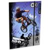 Lizzy Card GEO: Xtreme BMX gumis mappa - A4