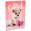 Lizzy Card Pet kutyás Cutie Pie irattartó mappa - A5-ös