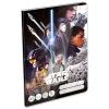 Lizzy Card Star Wars: Az utolsó jedi 3.osztályos vonalas füzet - A5, 12-32