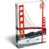 LizzyCard Füzetbox A/4 GEO City San Francisco 17249307