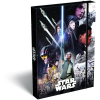 LizzyCard Füzetbox A/4 Star Wars 8 The Last Jedi 18566309