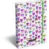 LizzyCard Füzetbox A/5 Lollipop Light Owl 17340223