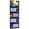 LizzyCard Füzetcímke 12 db-os Avengers Infinity War Mix 18566904
