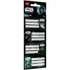 LizzyCard Füzetcímke 12 db-os Star Wars Rogue One Mix 17498711