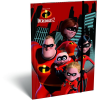 LizzyCard Gumis mappa A/4 The Incredibles 2 Family 18561701