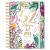 LizzyCard Heti beosztású tervező naptár B5 spirál + Lakatos Márk 256 oldal White