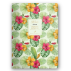 LizzyCard Hibiscus, Florette Notebook A5, Dolce Blocco