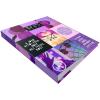 LizzyCard Iratrendező 7,5 cm A/4 blabla Lilac 18568902