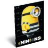 LizzyCard Notesz papírfedeles A/7 Minions Stripe 17428822
