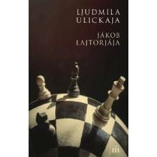 Ljudmila Ulickaja Jákob lajtorjája ajándékkönyv
