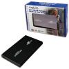 """LogiLink 2.5""""-os USB 2.0-ás hordozható IDE merevlemez ház - Fekete"""