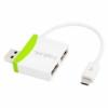 LogiLink 2 portos USB2.0 hub Micro USB kábellel