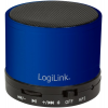 LogiLink Bluetooth speaker with MP3 player kék