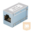LogiLink - csatolóelem, 1:1 Cat.6A RJ45 STP, fém burkolat
