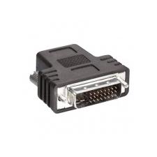 LogiLink DVI-HDMI Adapter DVI 24+1M / 19F asztali számítógép kellék