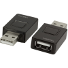 LogiLink Express USB Charger fekete