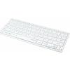 LogiLink ID0111 Bluetooth Wireless Slim Keyboard fehér