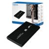 """LogiLink LGL UA0041B 2.5"""" USB 2.0 hordozható SATA merevlemez ház"""