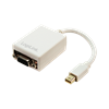 LogiLink Mini DisplayPort (M) - VGA (F) adapter
