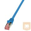 LogiLink patch kábel, Cat.6 S/FTP PIMF PrimeLine 5,00m kék