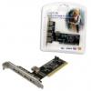 LogiLink PCI interfész kártya 4+1x USB 2.0