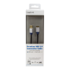 LogiLink - Premium USB 3.0 connection cable; USB A male to Micro-B male; 2m