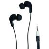 LogiLink Stereo In-Ear Earphone Fekete