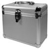 """LogiLink UA0194 5x3.5"""" HDD bőrönd ezüst"""
