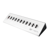 LogiLink - USB 2.0 High Speed Hub 10-Port + 1x Fast Charging Port