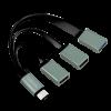 LogiLink - USB-C hub; 3-Port