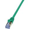 LogiLink UTP Összeköto Zöld 10m CQ3095S