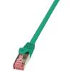 LogiLink UTP Összeköto Zöld 3m CQ2065S