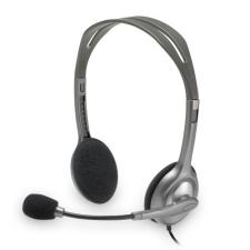 Logitech H110 (981-000271/981-000472) fülhallgató, fejhallgató
