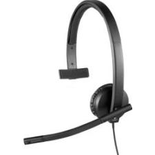 Logitech H570E Mono (981-000571) fülhallgató, fejhallgató
