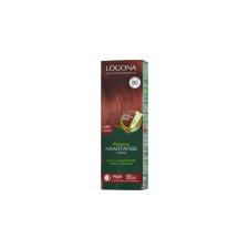 Logona növényi krémhajfesték burgundi vörös 220, 150 ml hajfesték, színező