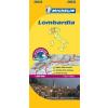 Lombardia térkép - Michelin 353