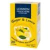 London Fruit and Herb Company London filteres gyömbér-citrom tea 20 filter