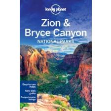 Lonely Planet Zion & Bryce Canyon National Parks útikönyv Lonely Planet 2016 utazás