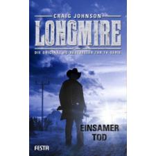 Longmire: Einsamer Tod – Craig Johnson idegen nyelvű könyv