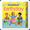 Look & Say Birthday by Felicity Brooks and Jo Litchfield