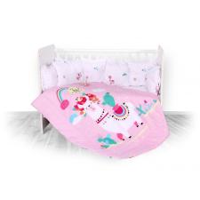 Lorelli 5 részes ágyneműgarnitúra - Happy Lama babaágynemű, babapléd