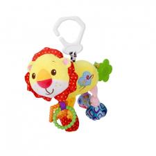 Lorelli Toys vibráló plüss játék - oroszlán plüssfigura
