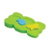 Lorelli Uni szivacs babatartó - Zöld