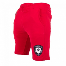 LOS ANGELES SWEAT SHORT (RED) [XL]
