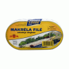 Losos Makrélafilé 170 g növényi olajban