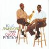 Louis Armstrong, Oscar Peterson - Louis Armstrong Meets Oscar Peterson (Cd)